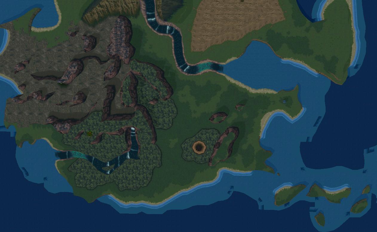 Gongaga Area | Final Fantasy Wiki | Fandom
