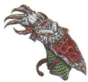 Hellish Claws FFIII Art