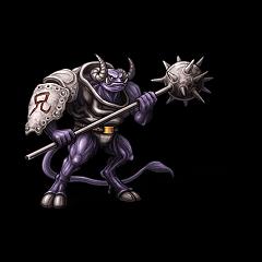 Minotaur in <i><a href=
