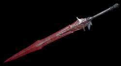 Rakshasa Blade from FFXV Episode Ardyn
