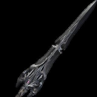 Exdeath's Void Sword.