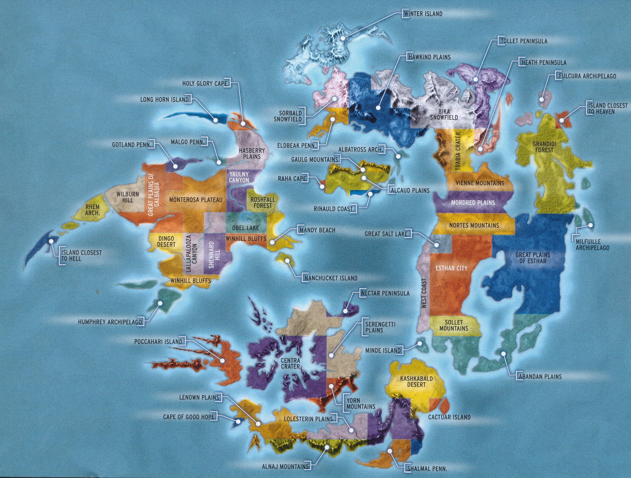 Galbadia Continent Final Fantasy Wiki FANDOM powered by Wikia