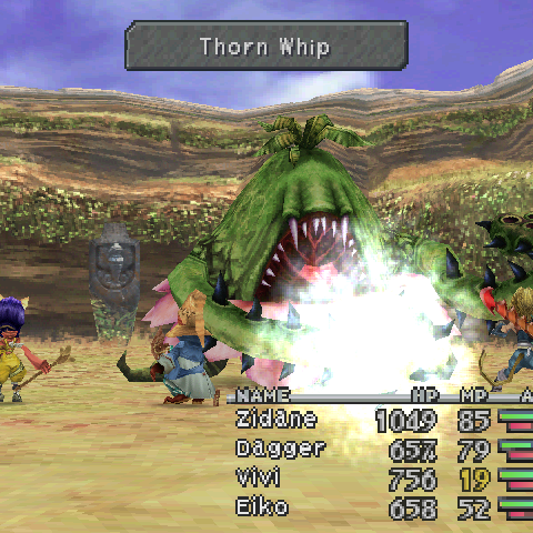 Thorn Whip.