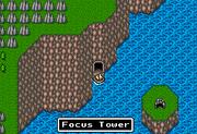 FFMQ Entrance to Doom Castle
