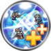 FFRK Trinity Slash Icon