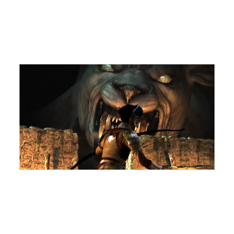 A Behemoth in the opening FMV.