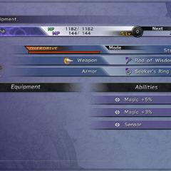 <i>Final Fantasy X</i> (PS3).