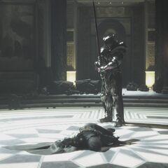Главка убивает Региса.