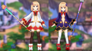 HDN ReBirth1 Rom Ram White Mage Black Mage