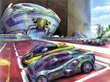 Road transportation (Final Fantasy VIII)