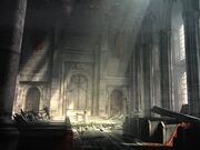 Sector5-Church-FFVIIR-Art