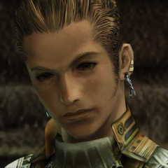 Balthier asks for Ashe's ring.