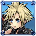 DFFNT Player Icon Cloud Strife DFFOO 002