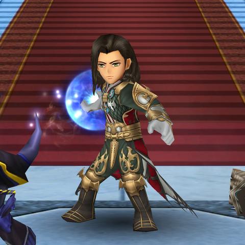 Vayne versus Vaan and Cecil.