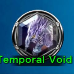 Chrono Dragon (Temporal Void I).
