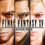 FFXV Season Pass PSN