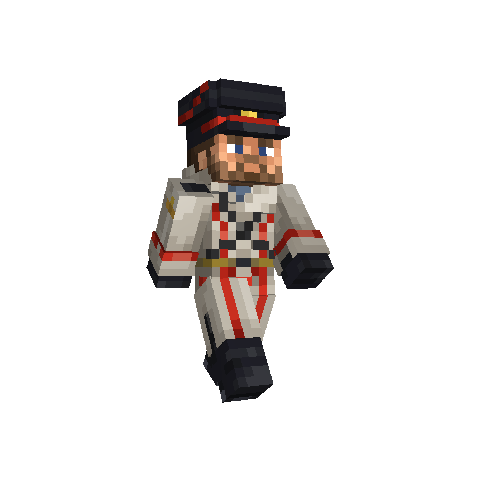 Biggs <i>Minecraft</i> skin