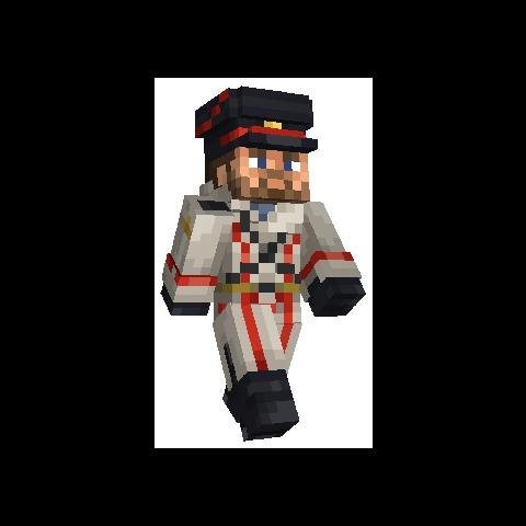 Скин Биггса для <i>Minecraft</i>