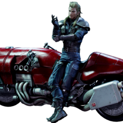 Roche, 3rd Class, from <i>Final Fantasy VII Remake</i>.