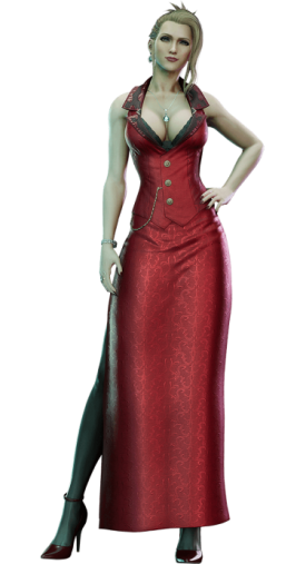 Scarlet from FFVIIR(1)