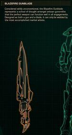 Starcraft II Blazefire Saber