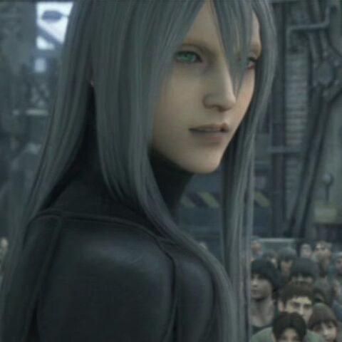 Yazoo em <i>Final Fantasy VII: Advent Children</i>.