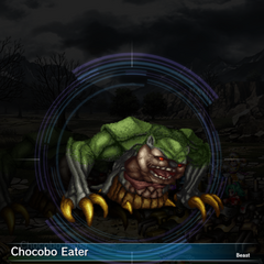 Chocobo Eater.