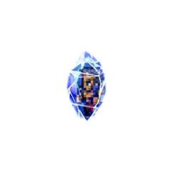 Raijin's Memory Crystal.