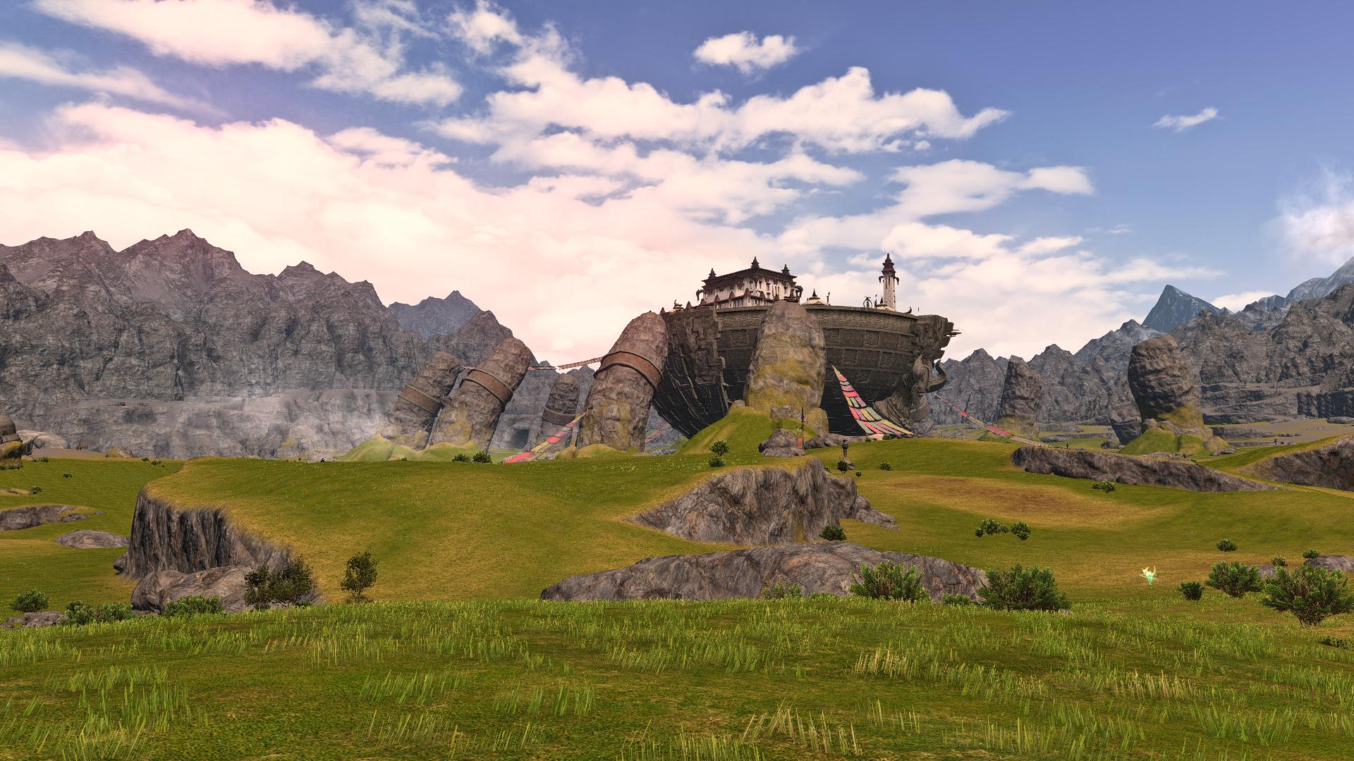 Azim Steppe | Final Fantasy Wiki | FANDOM powered by Wikia