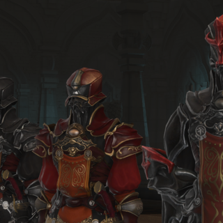 Imperial royal guards.