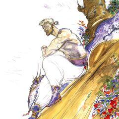 Рисунок Сабина работы Ёситаки Амано.