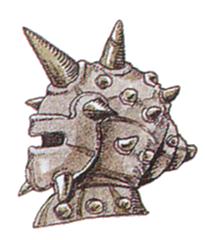 Shell Helm FFIII Art
