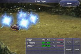 TAY Vibra Edge 2