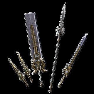 Noctis's Armaments II.