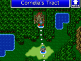 Final Fantasy All the Bravest locations