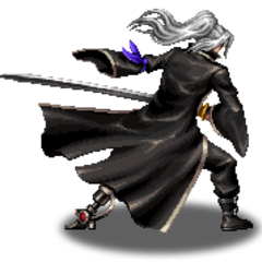 Akstar enemy sprite.