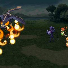 Pyroblast <i>Final Fantasy IV</i> (DS).