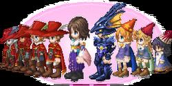FFLII Costumes