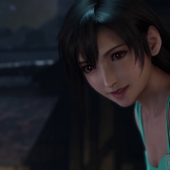 Young Tifa in <a href=