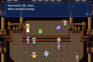 FFVI IOS Dreadful Acting