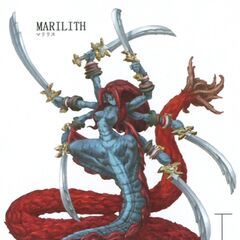 Concept artwork of Maliris.