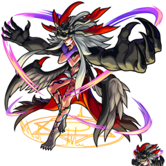 Ultimecia in <i>Monster Strike</i>.