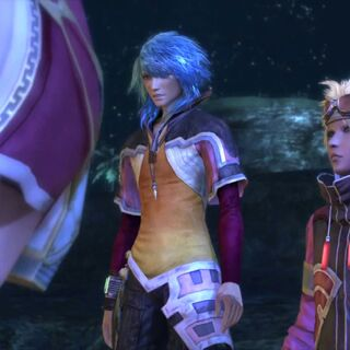Yuj in <i>Final Fantasy XIII-2</i>.