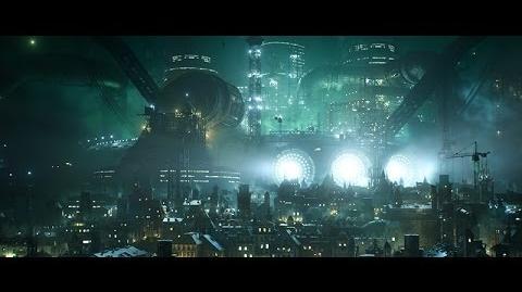 『FINAL FANTASY VII』フルリメイク作品 ティザートレーラー(E32015)
