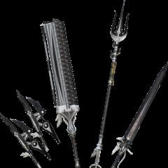 Noctis's Armaments V