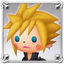 DFFNT Player Icon Cloud Strife TFF 002