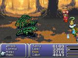 Final Fantasy VI statuses