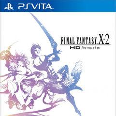 Японская Версия <i>Final Fantasy X-2</i> на PS Vita.