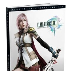 <i>Final Fantasy XIII</i> Official Strategy Guide
