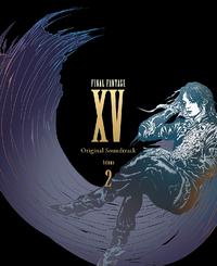 FFXV OST2 Front